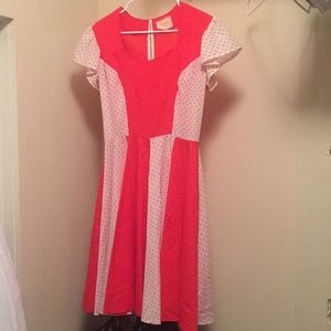 True Vintage Hearts Dress